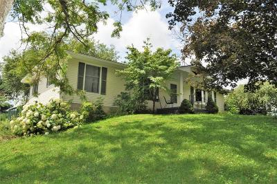 Sugar Grove Single Family Home For Sale: 4200 Horns Mill Road