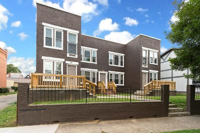 Columbus Multi Family Home For Sale: 370-372 Forest Street