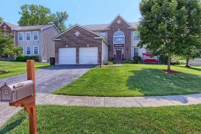 Reynoldsburg Single Family Home For Sale: 2080 Ravine Place