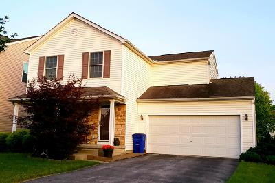 Blacklick OH Single Family Home For Sale: $216,977