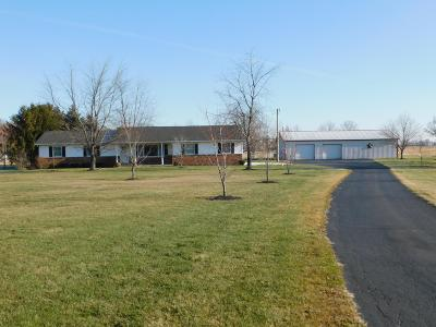 Union County Single Family Home For Sale: 28424 State Route 31