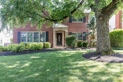 Upper Arlington Single Family Home For Sale: 1537 Guilford Road