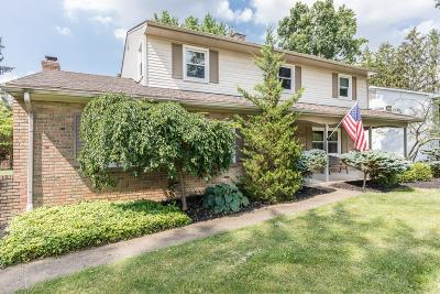 Upper Arlington Single Family Home For Sale: 2350 Haverford Road