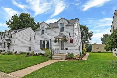 Pickerington Single Family Home For Sale: 111 W Church Street