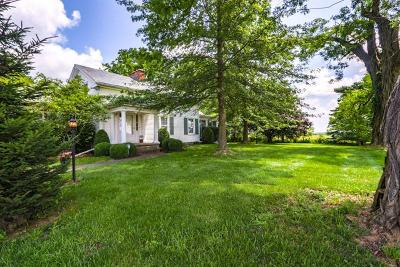 Mount Vernon Single Family Home For Sale: 7793 Green Valley Road