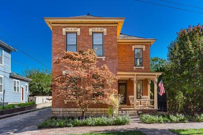 Columbus Single Family Home For Sale: 742 S 5th Street
