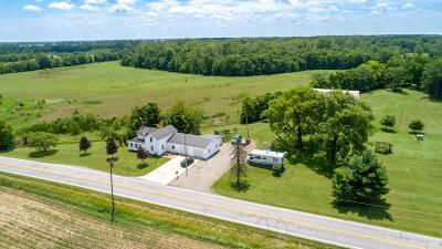 Union County Single Family Home For Sale: 14917 State Route 739