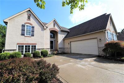 Hilliard Single Family Home For Sale: 6218 Lampton Pond Drive