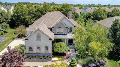 Dublin  Single Family Home For Sale: 5852 Baronscourt Way