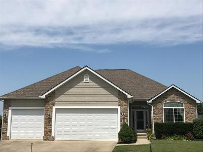 Centerburg Single Family Home For Sale: 30 Waters Edge Lane
