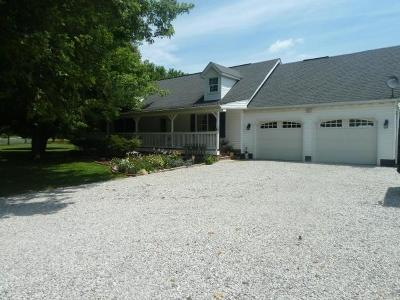 Ashville Single Family Home For Sale: 11600 State Route 104