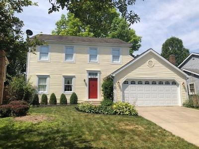 Westerville Single Family Home For Sale: 8157 Highplains Court