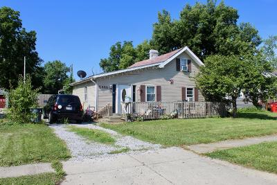 Grove City Single Family Home For Sale: 3665 Park Street