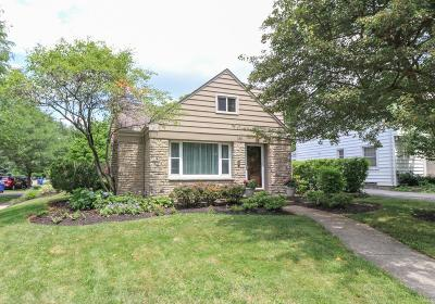 Columbus Single Family Home For Sale: 188 Sheffield Road