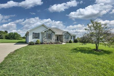 Canal Winchester Single Family Home For Sale: 10080 Fairfield Farms Drive