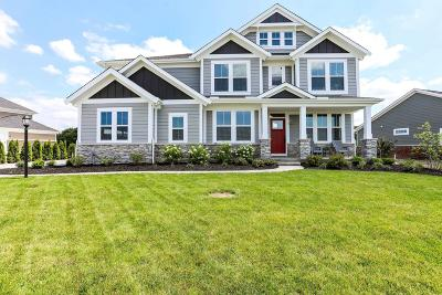 Franklin County, Delaware County, Fairfield County, Hocking County, Licking County, Madison County, Morrow County, Perry County, Pickaway County, Union County Single Family Home For Sale: 1920 Gingerfield Way