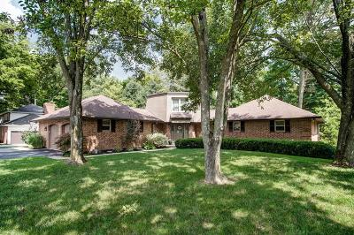 Canal Winchester Single Family Home For Sale: 8054 Jefferson Drive