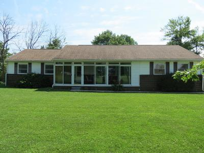 Mount Sterling Single Family Home For Sale: 17220 Five Points Pike