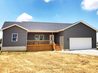 Thornville Single Family Home For Sale: 182 Craig Drive