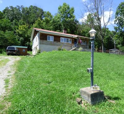 Pike County Single Family Home For Sale: 5023 State Route 220