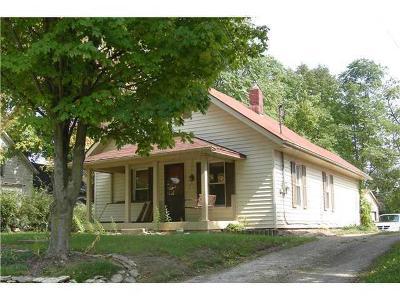 Plain City Single Family Home For Sale: 10434 Jerome Road
