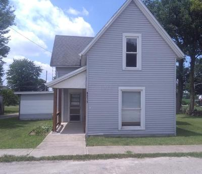 Fayette County Single Family Home For Sale: 8215 Main Street NW