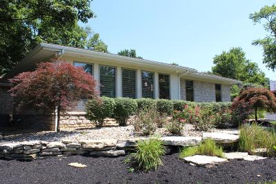 Columbus Single Family Home For Sale: 2808 River Park Drive