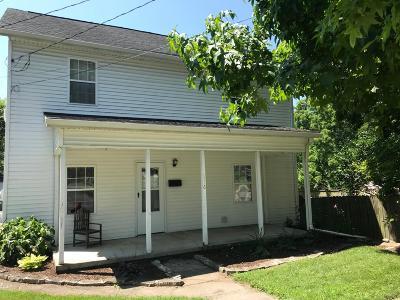 Delaware Single Family Home For Sale: 176 E William Street