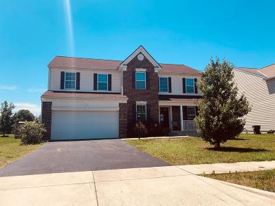 Groveport Single Family Home For Sale: 4995 Hickory Grove Circle