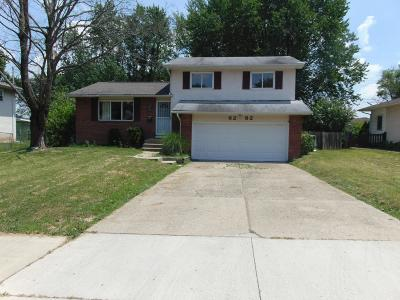 Columbus OH Single Family Home For Sale: $172,500