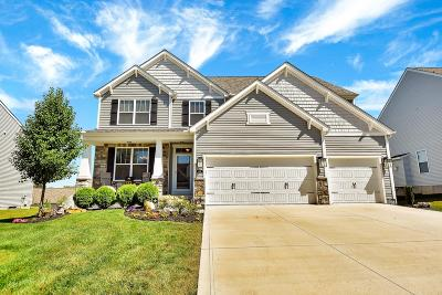 Franklin County, Delaware County, Fairfield County, Hocking County, Licking County, Madison County, Morrow County, Perry County, Pickaway County, Union County Single Family Home For Sale: 620 Green Forest Place