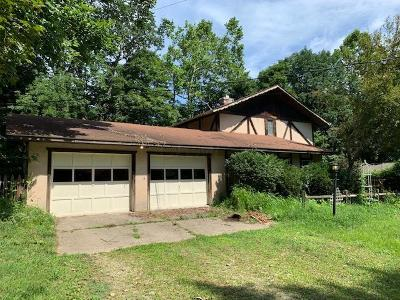 Single Family Home For Sale: 7154 Davison Lane Road