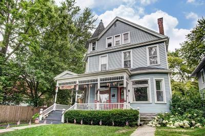 Delaware Multi Family Home For Sale: 99 N Washington Street