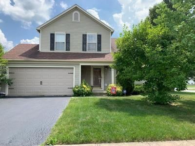 Reynoldsburg Single Family Home For Sale: 7267 Kilnstone Court