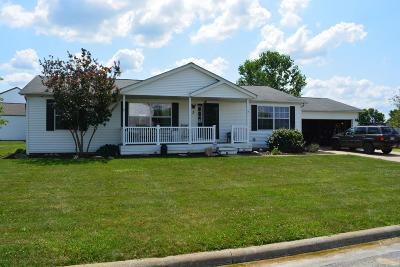 Milford Center Single Family Home For Sale: 3 Oyster Lane