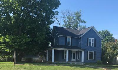 Rushville Single Family Home For Sale: 8365 Main Street
