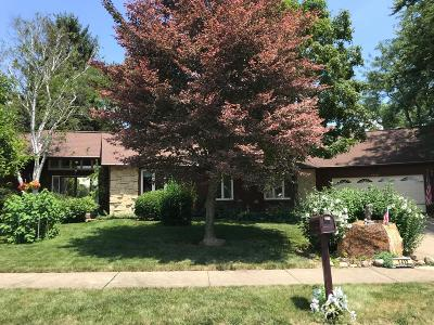Westerville Single Family Home For Sale: 1412 Goldsmith Drive