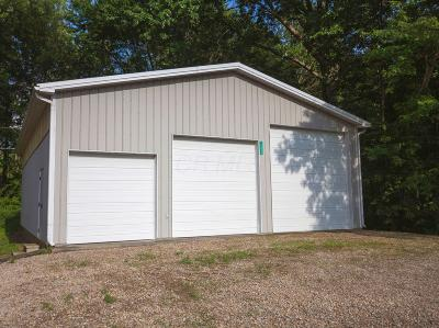 Millersport Single Family Home For Sale: Fairfield Drive
