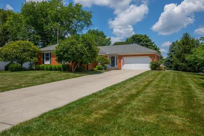 Hilliard Single Family Home For Sale: 4010 Ridgewood Drive