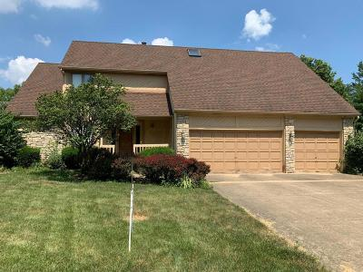 Single Family Home For Sale: 796 Watten Lane