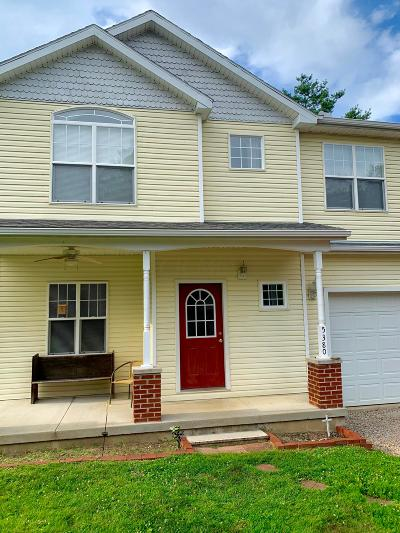 Thornville Single Family Home For Sale: 5380 Fawn Court NE