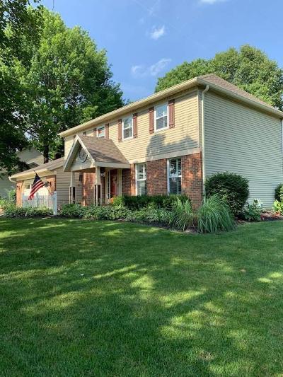 Pickerington Single Family Home For Sale: 12826 Coventry Avenue