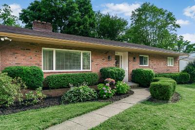 Columbus Single Family Home For Sale: 2315 Buckley Road