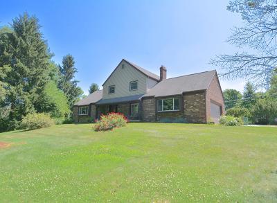 Sunbury Single Family Home Contingent Escape: 4520 State Route 61