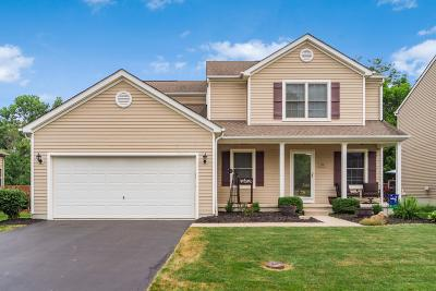Delaware Single Family Home For Sale: 229 Crystal Petal Drive