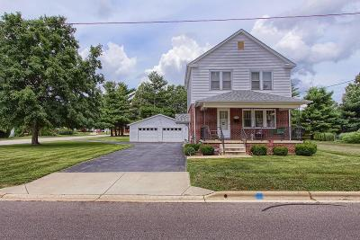 Canal Winchester Single Family Home For Sale: 84 E Hocking Street