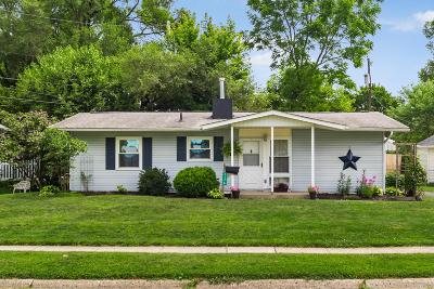 Reynoldsburg Single Family Home For Sale: 1174 Gibson Road