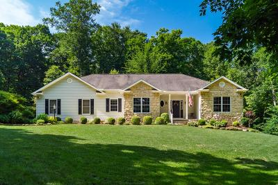 Carroll Single Family Home For Sale: 6345 Coonpath Road NW