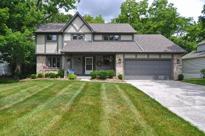 Westerville Single Family Home For Sale: 374 S Spring Road