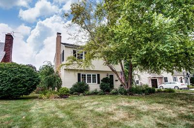 Columbus Single Family Home For Sale: 2617 Westmont Boulevard